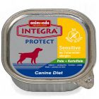 Integra Sensitive Tray 6 x 150g