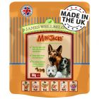 James Wellbeloved MiniJacks Dog Treats 90g