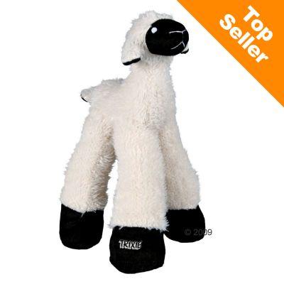 avis sur jouet brebis en peluche pour chien jouet pour chien zooplus. Black Bedroom Furniture Sets. Home Design Ideas