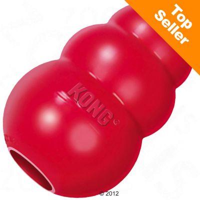 Avis sur Jouet Kong Classic, rouge pour chien - Jouet pour