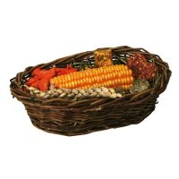 JR Farm Small Pet Basket