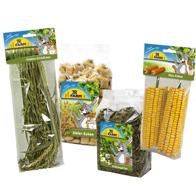 JR Farm Snackpaket Natur