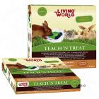 Juguete inteligente para conejos Living World  3 en 1