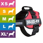 Julius K9 Power Harness - Red
