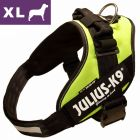 Julius-K9 IDC® Power Harness – Neon Green XL