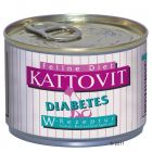 Kattovit Diabetes (High Fibre) Nassfutter