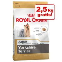 7,5 kg + 2,5 kg gratis! 10 kg Royal Canin Breed