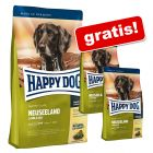 12, 5 kg + 2 x 1 kg gratis! Happy Dog Supreme Sensible