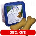 1kg Bosch Biscuit Lamb & Rice - 35% Off!*