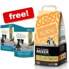 2kg Burns Hypo-Allergenic Mixer + 6 Burns Pouches Free!