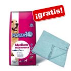 15 kg Forza 10 + Perfect Care toalla de fibra ¡gratis!