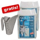 28 kg Golden Grey Odour + Palettina Big Mouth Scoop gratis!