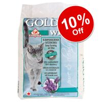 14kg Golden White Cat Litter - 10% Off!*