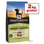 10 + 2 kg gratis! 12 kg Hill's Ideal Balance