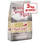 9 + 3  kg gratis! Purizon Single Meat karma sucha dla psa, 12 kg