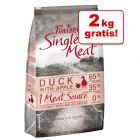 10 + 2 kg gratis! Purizon Single Meat 12 kg