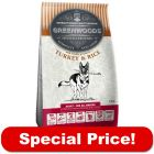 12kg Greenwoods Dry Dog Food - Special Price!*