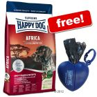 4 kg Happy Dog Supreme + Poop Bag Dispenser Free!