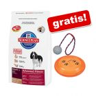 12 kg Hill´s Canine + Trixie Spielzeugset gratis!