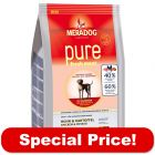 4kg Meradog pure Dry Dog Food - Special Price!*