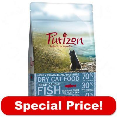 Purizon Dry Cat Food Reviews