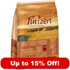 13.5kg Purizon Dry Dog Food - Up to 15% Off!*