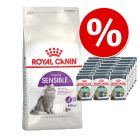4 kg Royal Canin + 24 x 85 g Royal Canin in Soße