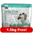 10kg Supreme Science Selective Rabbit Food + 1.5kg Free!*