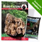 Kit de pierres dragon pour aquarium NanoNature