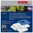 Kit filtrant Eheim Masse + Ouate Set Professionnel 3