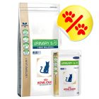 Kombipack: Royal Canin Veterinary Diet  - Urinary