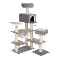 kratzbaum knusperh uschen xxl g nstig kaufen bei zooplus. Black Bedroom Furniture Sets. Home Design Ideas