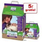 20 l + 5 l gratis! Cat's Best Nature Gold kattegrus