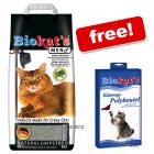 15l Biokats Men Cat Litter + Biokat's Polybags Free!