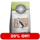 60l Greenwoods Natural Clumping Litter - 20% Off!*