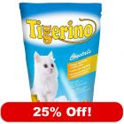 30l Tigerino Crystals Silicate Litter - 25% Off!*