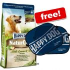 Large Bag Happy Dog Natur + Car Sunshade Free!