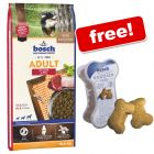 Large Bags Bosch Dry Dog Food + 450g Goodies Vitality Free!*