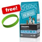Large Bags Burns Dry Food + 'I Love My Dog' Wristband Free!*