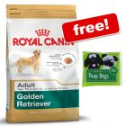 Large Bags Royal Canin Breed Dog Food + 24x Quick Pick Dog Poop Bags Free!*