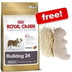 Large Bags Royal Canin Breed + Toy Squirrel Free!