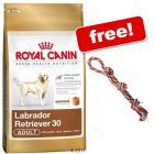 Large Bags Royal Canin Breed + Trixie Play Rope Free!