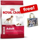 Large Bags Royal Canin Size Dog Food + Shopping Bag Free!*
