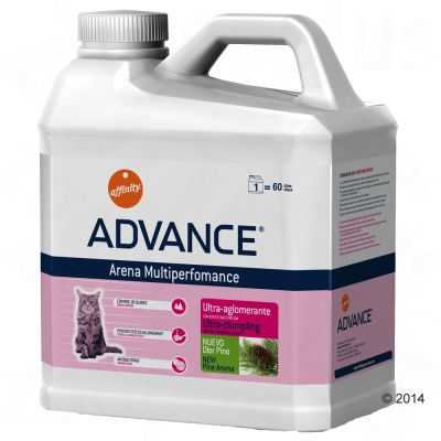 Lettiera Advance Cat Multiperformance