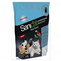 Lettiera Sanicat Professional Multipet Fine Fresh