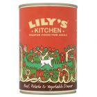 Lily's Kitchen Beef Potato & Vegetable Dinner for Dogs