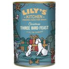Lily's Kitchen Three Bird Feast for Dogs