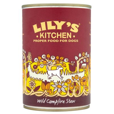 Lily's Kitchen Wild Campfire Stew for Dogs