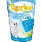 Litière Tigerino Crystals Fresh pour chat