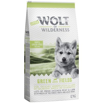 Little Wolf of Wilderness Junior - Green Fields - Agnello